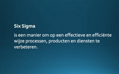 Wat is Six Sigma? Een kort overzicht